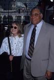 Cecilia Hart Photo - Earl James Jones with Cecilia Hart 1994 L8672mf Photo by Michael Ferguson-Globe Photos Inc