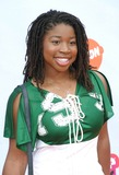 Giovonnie Samuels Photo - Nickelodeons 17th Annual Kids Choice Awards Arrivals at Uclas Pauley Pavilion West Wood California 04032004 Photo by Ed GelleregiGlobe Photos Inc 2004 Giovonnie Samuels