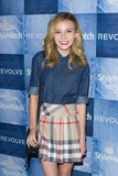 G Hannelius Photo - G Hannelius attends People Stylewatch Celebration of the 4th Annual Denim Issue on September 18th 2014 at the Line in Los Angelescaliforniausaphototleopold Globephotos
