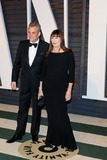 Anjelica Huston Photo - Danny and Anjelica Huston Attend the Vanity Fair Oscar Party at Wallis Annenberg Center For the Performing Arts in Beverly Hills Los Angeles USA on 22 February 2015 Photo Alec Michael