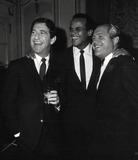 Alan King Photo - Soupy Sales Harry Belafonte Alan King Snnc Benefit Photo Irv SteinbergGlobe Photos Inc