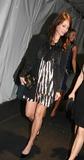 Alice Temperley Photo - Alice Temperley Fashion Show Mercedes-benz Fashion Week Bryant Park Tents NYC Feb 6 08 Photos by Sonia Moskowitz Globe Photos Inc 2008