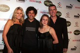 Ethan Zohn Photo - THE FIRST ANNUAL GRASSROOT SOCCER GALA AND AUCTION TO BENEFIT THE FIGHT AGAINST AIDS IN AFRICA IS HELD AT MARQEETENTH AVENUE     10-02-2008PHOTOS BY RICK MACKLER RANGEFINDER-GLOBE PHOTOS INC2008LESLIE OSBORNE ETHAN ZOHN  2008 OLMPIC GOLD MEDALIST HEATHER OREILLY AND ANTHONY SULLIVANK59969RM