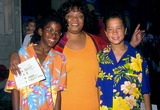 Nell Carter Photo - the Little Mermaid 2 Return to the Sea Premiere at the El Capitan Theatre Hollywood CA 9162000 Photo Phil Raoach Ipol Globe Photos Inc 2000 Nell Carter with Daniel and Josh Nellcarterretro