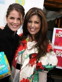 Natalie Morales Photo - Pamper Swaddlers teams up with Today Show staff and Jessica Seinfelds charity Baby Buggy to support Moms in Need and UNICEF at the Todays Moms book launch and diaper drive eventRouge Tomate Restaurant New York CityApril 7 09Photos by Sonia Moskowitz-GlobePhotos Inc 2009NATALIE MORALES BOBBIE THOMASK61530SMO