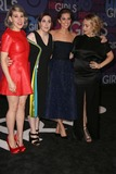 Lena Dunham Photo - The New York Premiere of the Fourth Season of Girls the American Museum of Natural History NYC January 5 2015 Zosia Mamet Lena Dunham Allison Williams Jemima Kirke
