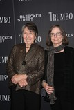 Niki Trumbo Photo - Niki Trumbo and Mitzi Trumbo Attend a Special Screening of Trumbo the Museum of Modern Art Titus 2 NYC November 3 2015 Photos by Sonia Moskowitz Globe Photos Inc