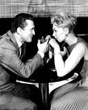 Kim Novak Photo - Kirk Douglas and Kim Novak 1960 Globe Photos Inc Kimnovakretro