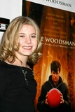 Hannah Pilkes Photo - New York Premiere of the Woodsman the Skirball Center in New York City 12-15-2004 Photo Mitchell LevyrangefindersGlobe Photos Inc 2004 Hannah Pilkes