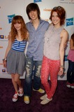 Bella Thorne Photo - Bella Thorne Brother Sister attends the Lollipop Theater Networks Game Day Held at the Nickelodeon Animation Studio in Burbankca 05-02-10 Photo by D Long- Globe Photos Inc 2010