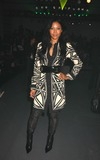 Amerie Photo - Mercedes-benz Fashion Week - Spring 2010 Thisday  Arise Magazine - Front Row and Backstage Bryant Park New York City 09-11-2009 Photo by Sonia Moskowitz-Globe Photos Inc 2009 K63245smo Amerie