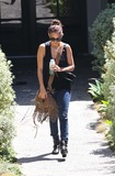 Andy LeCompte Photo - Nicole Richie Pampered at Andy Lecompte Hair Salon in West Hollywood 08-20-2010 Photo by Vp-Globe Photos Inc 2010