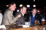 Alan Simpson Photo - George Bush Sr with Friends Walt Farish and Alan Simpson at the Texas Grande 1991 1991 Photo by James ColburnipolGlobe Photos Georgebushsrretro