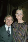 Arte Johnson Photo - Arte Johnson with Wife Gisela E2120 Photo by Nate Cutler-Globe Photos Inc