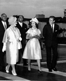 QUEEN MUM Photo - 1the Queen Mother with Princess Margaret and Tony Armstrong Jones