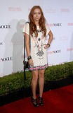 Brandi Cyrus Photo - Brandi Cyrus During the 8th Annual Teen Vogue Young Hollywood Party Held at the Studios at Paramount on October 1 2010 in Los Angeles Photo Michael Germana - Globe Photos Inc 2010