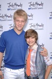Jackson Odell Photo - Jackson Odell and Garrett Ryan During the Premiere of the New Movie From Relativity Media Judy Moody and the Not Bummer Summer Held at the Arclight Hollywood Cinemas on June 4 2011 in Los angelesphoto Michael Germana  - Globe Photos Inc 2011