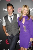 Mossimo Giannulli Photo - Mossimo Giannulli and Lori Loughlin During the Target Fashion Week Bash Held at Area on October 19 2006 in Los Angeles Photo by Michael Germana-Globe Photos