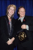 Betty Thomas Photo - Betty Thomas with Charles Hair at Directors Guild Awards 1995 K0883lr Photo by Lisa Rose-Globe Photos Inc