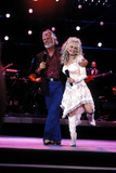 Kenny Rogers Photo - Kenny Rogers Dolly Parton Photo by Globe Photos Inc