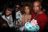 Archbishop Don Magic Juan Photo - Dorian Gregorys Birthday Bash Basque Hollywood CA 01-26-2006 Photo Clinton Hwallace-photomundo-Globe Photos Inc Kd Aubert Archbishop Don Magic Juan Dorian Gregory and Lesey Mess