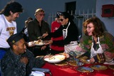 Rita Coolidge Photo - Rita Coolidge with Marsha Mason at Hollywood Feeds the Homeless 12-28-1989 15725 Photo by Phil Roach-ipol-Globe Photos Inc