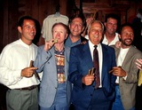 Milton Berle Photo - Billy Crystal Tommy Lasorda George Segal Milton Berle Tom Candiotti and Red Buttons Photo Lisa Rose - Globe Photos Inc 1995 Redbuttonsretro