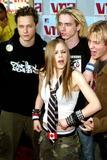 Avril Lavigne Photo - Avril Lavigne Mtv Video Music Awards Radio City Music Hall New York USA 829 Photo by Alec Michael Globe Photos Inc 2002