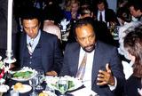 Andrew Young Photo - Quincy Jones and Andrew Young Photo Globe Photos Inc 1986 Quincyjonesretro