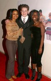 Taylor Ball Photo - First Annual Golden Youth Awards Black Tie Gala Friars Club Beverly Hills CA 120702 Photo by Clinton H WallaceipolGlobe Photos Inc 2002 Taylor Ball Flanked by Kyla Pratt (Left) and Camille Winbush on the Right
