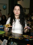 Amy Lee Photo - Gibson Guitar Paint For Pep Charity Event at the Gibson Baldwin Showroom Beverly Hills CA 12-04-2004 Photo by Jaimie Rodriguez  RangefinderGlobe Photos Inc 2004 Amy Lee