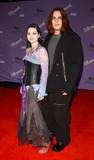 Amy Lee Photo - Billboard Music Awards 2003 Arrivals at the Mgm Grand Hotelcasino Las Vegas Nevada 12102003 Photo by Fitzroy BarrettGlobe Photos 2003 Amy Lee of Evanescence and Date
