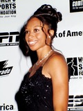 Allyson Felix Photo - 24th Annual Salute to Women in Sports Awards Dinner with Announcement of the Sportswoman of the Year Waldorf-astoria Hotel New York City Photo Mitchell Levy  Rangefinders  Globe Photos Inc 2003 10202003 Allyson Felix