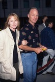 Amy Madigan Photo - Ed Harris with Wife Amy Madigan Premiere of Ulee Gold 1997 Photo by Tom Rodriguez-Globe Photos Inc