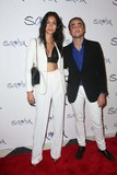 Aramis Photo - Lana Juanna Arami and Michael Avedon Attend the New York Vip Premiere of Samba the Paris Theater NYC July 16 2015 Photos by Sonia Moskowitz Globe Photos Inc