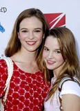 Kay Panabaker Photo - Danielle Panabaker and Her Sister Kay Panabaker During the 14th Annual Camp Ronald Mcdonald Family Holloween Carnival Held at Universal Studios Backlot on October 22 2006 in Los Angeles Photo Michael Germana  Superstar Images - Globe Photos