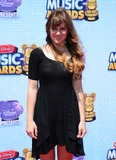 Aubrey Peeples Photo - Aubrey Peeples attending the Disney Channel 2014 Radio Disney Music Awards - Arrivals Held at the Nokia Theatre LA Live in Los Angeles California on April 26 2014 Photo by D Long- Globe Photos Inc