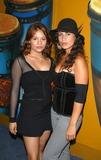 Alisa Reyes Photo - - Open Your Eyes Magazine Party - the Conga Room Los Angeles CA - 07232003 - Photo by Milan Ryba  Globe Photos Inc 2003 - Alisa Reyes and Christine Carlo