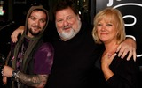 April Margera Photo - Bam Margera Phil Margera April Margera Actors Jackass 3d Premiere at Manns Chinese Theatre Hollywood CA 10-13-2010 Photo by Graham Whitby Boot-allstar - Globe Photos Inc