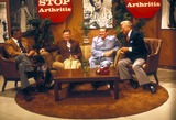Arthur Godfrey Photo - 1977 Rick Jason Arthur Godfrey Pat Buttram Allen Ludden Photo by Bob Noble-Globe Photos