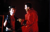 Andrew Ridgeley Photo - George Michael and Andrew Ridgeley of Wham Photo by Globe Photos Inc