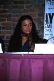 Amel Larrieux Photo -  22802 the V-day Harlem 2002 Presser at Jimmys Uptown in NYC Amel Larrieux Photo by Rick MacklerrangefinderGlobe Photos Inc