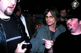 Aerosmith Photo - Saturday Night Live After-party Guastavino New York City Steven Tyler Aerosmith Photo Rick Mackler  Rangefinders  Globe Photos Inc 2001 317