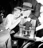 Jimmy Durante Photo - Jimmy Durante and Wife Marge Photo Nate CutlerGlobe Photos Inc