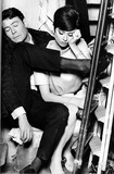 Peter OToole Photo - Peter Otoole and Audrey Hepburn in How to Steal a Million Dollars and Live Happily Ever After 1966 Supplied by CpGlobe Photos Inc Peterotooleretro