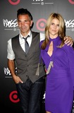 Mossimo Giannulli Photo - the Target Fashion Week Bash Held at Area in Los Angeles California October 19 2006 Photo by Michael Germana-Globe Photos Lori Loughlin and Mossimo Giannulli