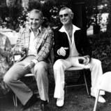 Johnny Carson Photo - Ed Mcmahon and Johnny Carson Photo Nate Cutler  Globe Photos Inc Edmcmahonretro