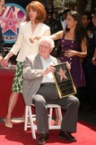Lee Purcell Photo - I13424CHWLEGENDARY ACTOR CHARLES DURNING HONORED WITH  STAR ON THE HOLLYWOOD WALK OF FAME6504 HOLLYWOOD BLVD HOLLYWOOD CA  073108CHARLES DURNING AND DAUGHTER ANITA GREGORY - WRITERPRODUCER  WITH LEE PURCELL  PHOTO CLINTON H WALLACE-PHOTOMUNDO-GLOBE PHOTOS INC