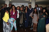 Alicia Etheridge Photo - Shondrellas Blurific Birthday Party Los Feliz Estates Los Angeles CA 04262014 Bobby Brown Shondrella Avery and Ade Kester with New Editions Ricky Bell and His Wife Amy Bell Bobby Brown and Wife Alicia Etheridge Flex Alexander and Wife Shanice Clinton H WallaceGlobe Photos Inc