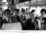 Dean Martin Photo - Milton Berle Birthday Each Year Berle Would Bus Friends to Dodgers Stadium in LA For His Birthday Guests Include Dean Martin David Janssen Jack Benny Polly Bergen Photo by Don OrnitzGlobe Photos Inc